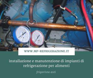 www.mp-refrigerazione.it frigorista asti refrigerazione alimenti