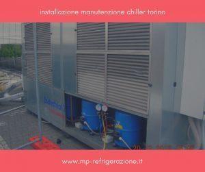 www.mp-refrigerazione.it frigorista chiller torino