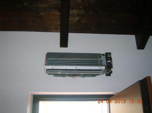 impianti domestici per il condizionamento dell'aria www.mp-refrigerazione.it