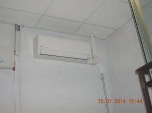 climatizzatore unita interna www.mp-refrigerazione.it