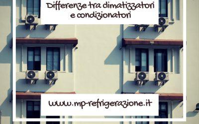 Condizionatori e climatizzatori: quali sono le differenze ?